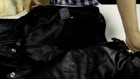高档真皮衣皮裙皮裤专业清理清洗剂滋养绵羊油保养清洁护理套装使用方法