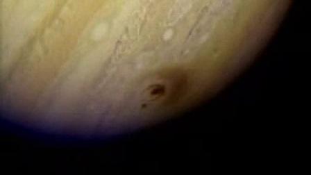 1994彗木相撞——苏梅克列维9号撞击木星!
