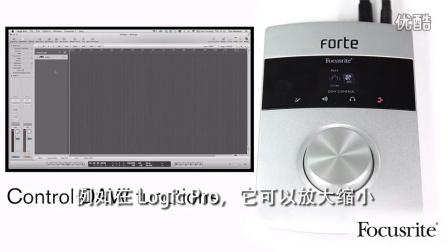 Focusrite - USB 系列 - Forte