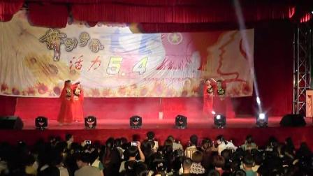 阆中市水观中学校2015五四文艺
