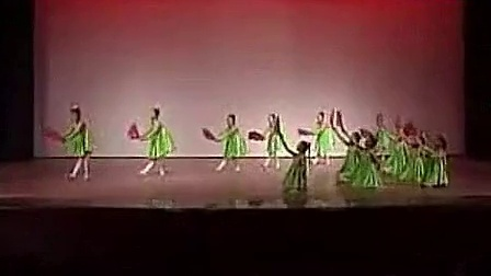 61幼儿舞蹈 少儿舞蹈 春晓