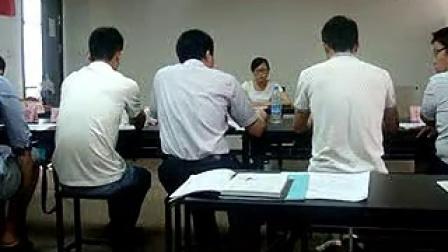 2014年安徽省公务员考试面试培训学员答题实例(一)