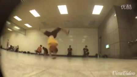 Bboy Power Sour ( Reformerz crew) Practises[最街头]
