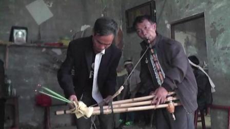 贵州 金沙 弯子 吴母王氏老孺人千古第五集 熊超摄制  苗族葬礼