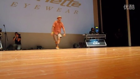 BOTY Balkans 2015: Judge showcase - Walrus (IT)   Storm (GER)   Lilou (FRA)[最街头]