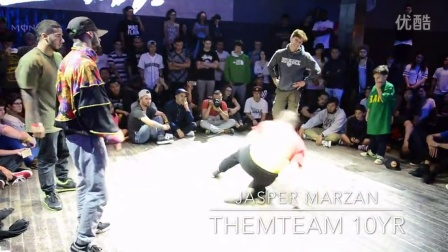 5 Crew Dynasty vs Havikoro - 决赛 - TheMteam 10th Anniversary[最街头]
