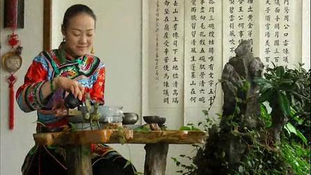 普洱茶冲泡茶艺《云南故事》图片版