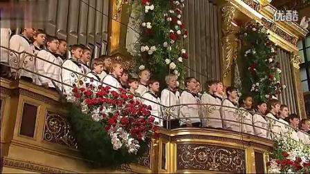 2012-04《闲聊》快速波尔卡 杨松斯 指挥(与维也纳童声合唱团合作)_高清