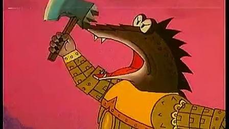 【国产动画37部动画片头】之九:《葫芦小金刚》上篇