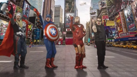 Ultron Funk - Avengers Age of Ultron Song Parody