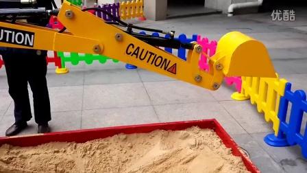 傻瓜式一键操作,智能型儿童挖掘机 18678790165