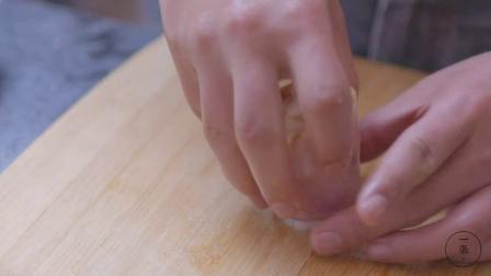 培根鳕鱼橘汁卷