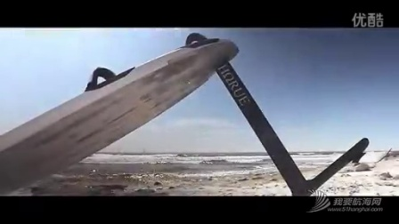 [foil - windsurf & kitesurf]当帆板与冲浪板加上水翼!