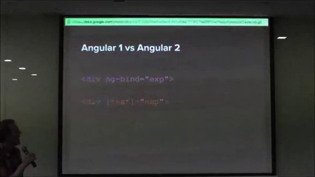 The Road ahead for AngularJS