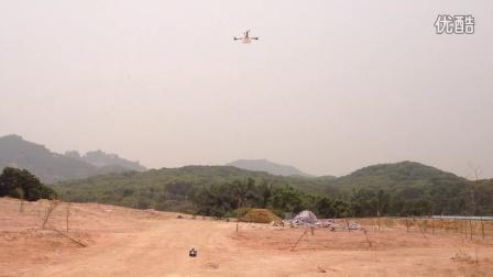 Y4 机架 GPS定位飞行