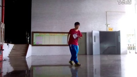 2015佛山一中街舞社社展popping solo2
