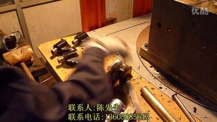 大线圈专用注塑成型机,现场生产视频模具1出4