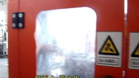 电机线圈成型专用BMC注塑机,模具1出4注塑成型视频