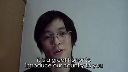 (非原创,+英文字幕)东北小伙模仿外国人说英语(日韩印度英法意美俄中)