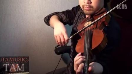 小提琴--宇多田光---Sakura Nagashi     Utada Hikaru - 桜流し