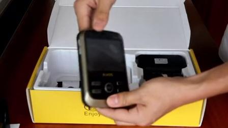 金威士得KDB301无线可视对讲门铃产品配置高清视频