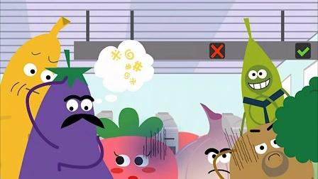 《菜鸟铁事》第二季第1集 便捷的售票机