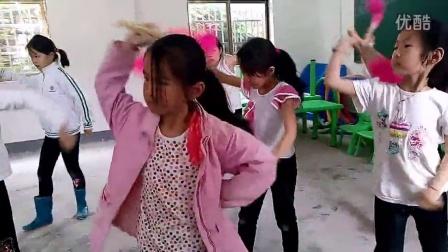团结小学庆六一舞蹈《春晓》彩排视频