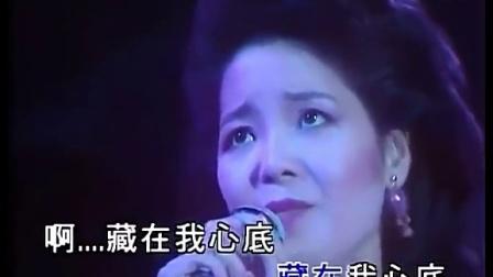 邓丽君 我和你 北国之春 谁来爱我  丝丝小雨 组曲 1984十亿个掌声演唱会