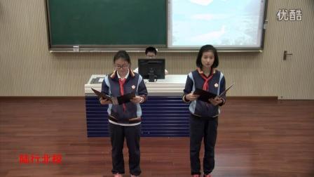 初二二中队《青春的诗》