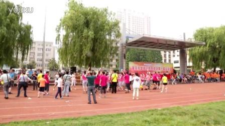 襄阳市樊城区民主党派第一届运动会--拔河半决赛