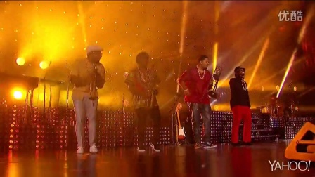 Bruno Mars - Treasure (Rock in Rio 2015)