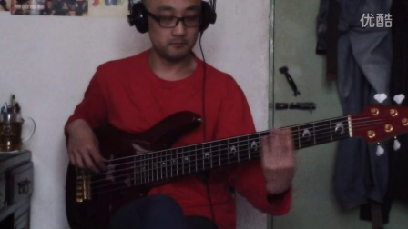 【Bass Cover】Time Is Running Out