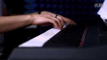 李荣浩《老街》钢琴版 文武贝_tan8.com