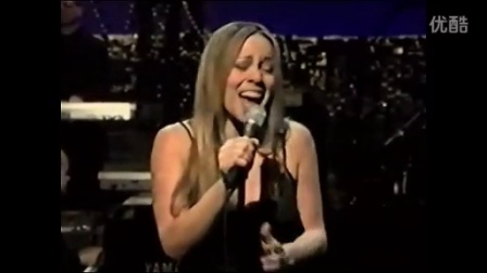 Mariah Carey-Butterfly(Live on Letterman 1997)