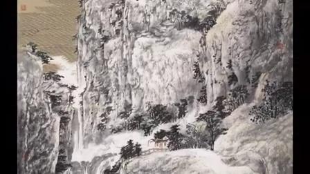 无尽江山入画来——张一心作品展