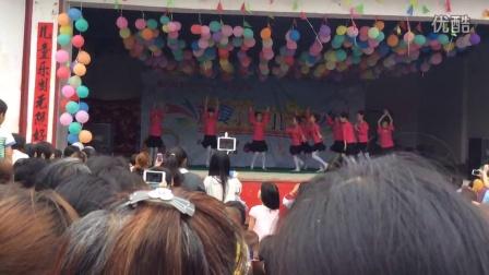 栎坪五年级六一儿童节舞蹈