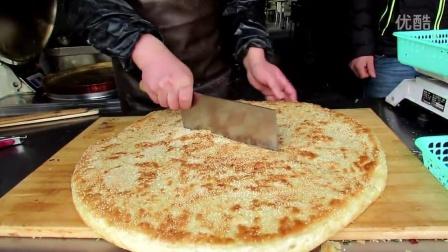千层饼的制作技术培训千层饼怎么做二百元学千层饼的配方千层饼怎么发面