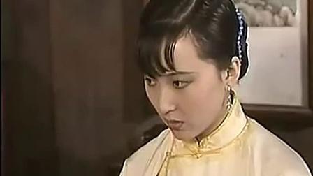 1988年版《家春秋》陈晓旭饰梅表姐、朱亚东饰梅丈夫