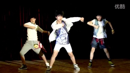 TFBOYS小师弟酷炫舞蹈