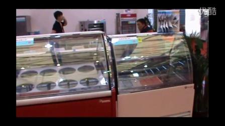 第十八届上海焙烤展花絮-漯城餐饮设备