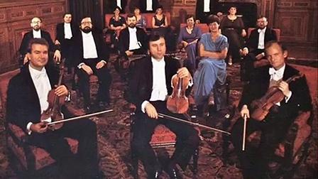 J.S Bach Concerto for Violin in G Minor, BWV 1056