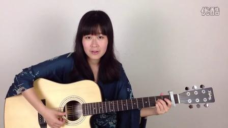 甜蜜蜜 - 邓丽君 - 呆萌妹子Nancy教你弹吉他