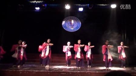 安庆师范学院音乐学院2015舞蹈专场古典群舞《风酥雨忆》