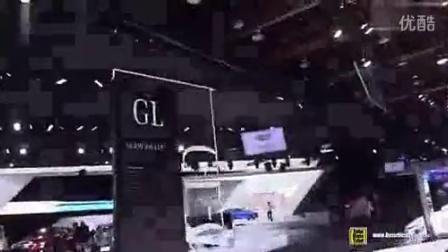 【铭中汽车】全新梅赛德斯-奔驰GL450 4matic SUV 底特律车展【小瑶掌柜】