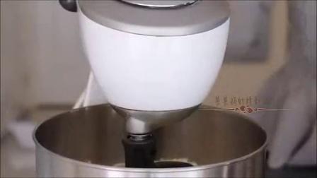 翻糖小蛋糕制作
