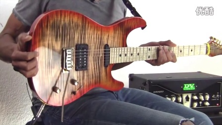 Greg Howe Talks about his GH24 Carvin Signature Guitar