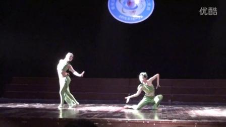 安庆师范学院音乐学院2015舞蹈专场傣族双人舞《藤枝叶》