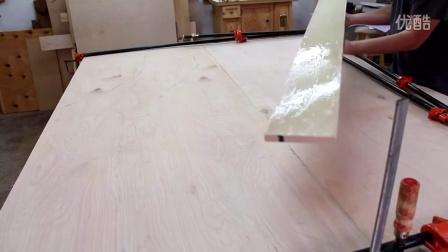 【木工DIY】 折叠床 收纳于墙面