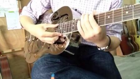 Michael Messer 丽声吉他 (型号:Lightning) 音阶试听