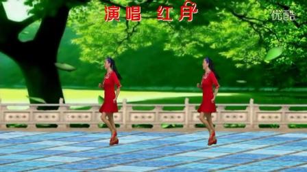 蓝天云广场舞   不做你幸福的玫瑰 (编舞  杨丽萍)